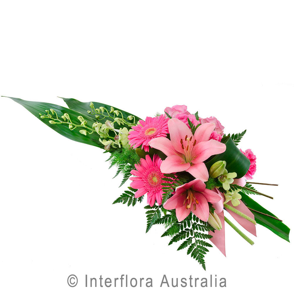 Sheaf of cut flowers available in pink white yellow orange and sheaf of cut flowers available in pink white yellow orange and red flowers mightylinksfo Image collections